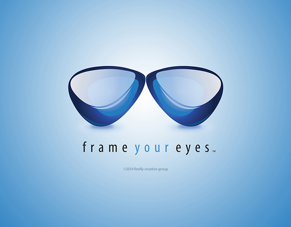 Frame Your Eyes Logo Design