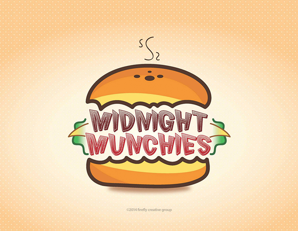 Midnight Munchies | Logo Design