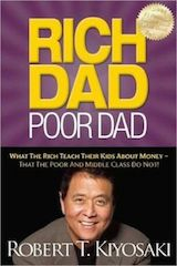 This is an easy read. Kiyosake dispels some financial myths, and gives insight into the differences between how the rich and the poor manage their money.