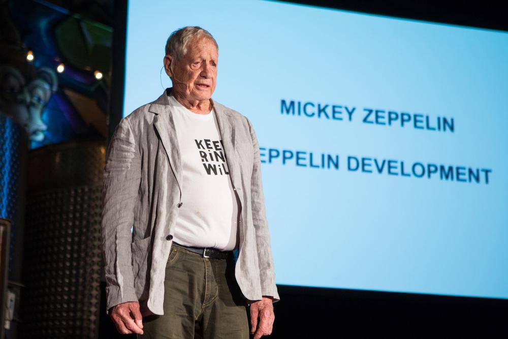 Mickey Zeppelin