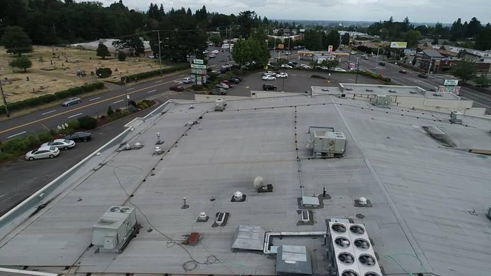 Commercial Roof Inspections -