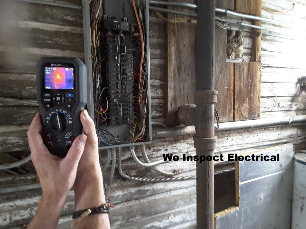 Copy of Copy of Thermal Imagery of electrical