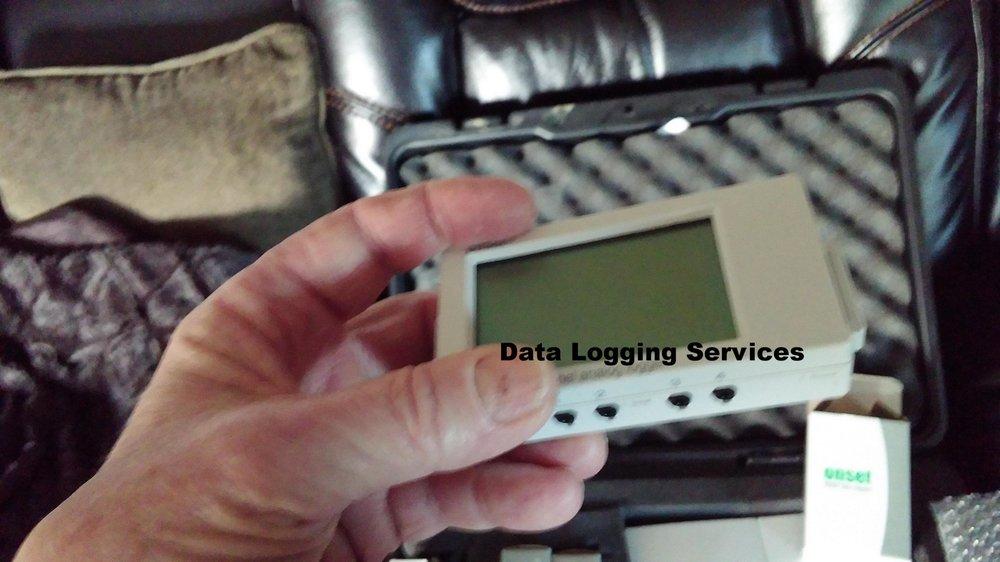 Copy of Copy of Data Logging