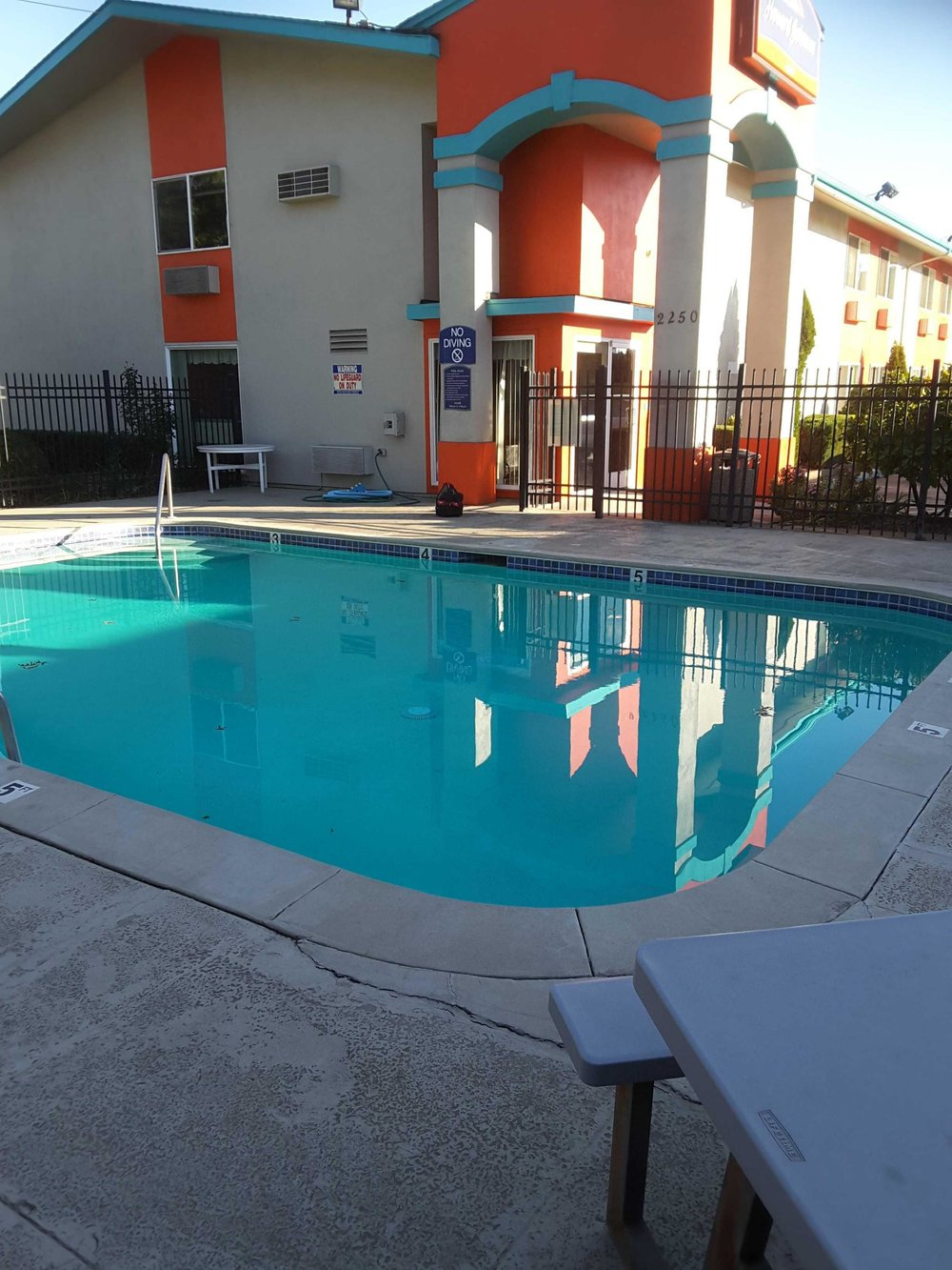 Commercial pool inspections