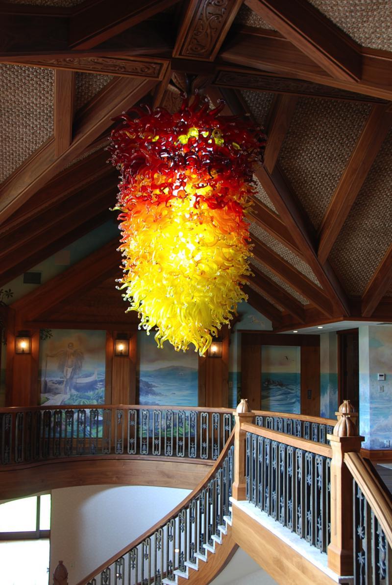 Pele chandelier 1000 pieces 5' x 7'  artist rick strini 16.jpg