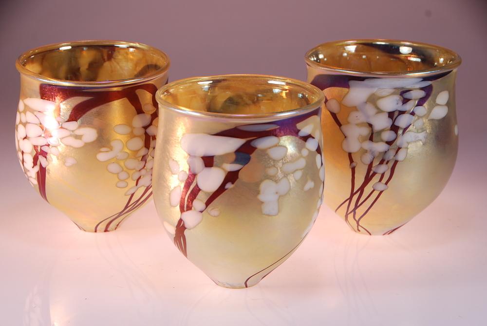 Cherry Blossom lamp shades