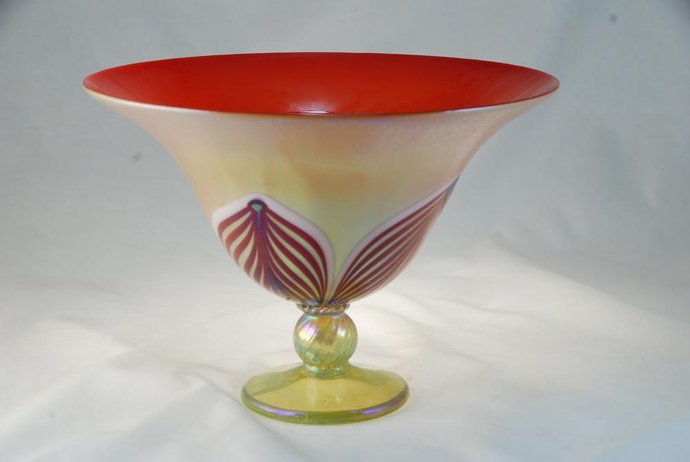 Roman Pedistal bowl