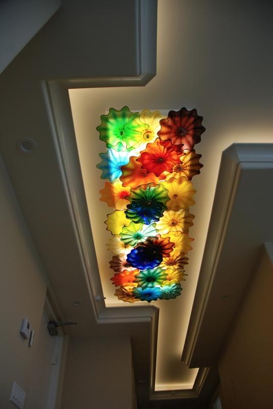 Rondel ceiling lamp Coronado