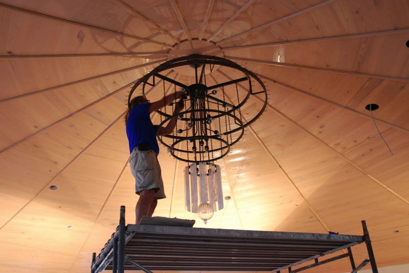 Ceiling Chandelier Haiku EMHE NewOrleans artist rick strini4.jpg