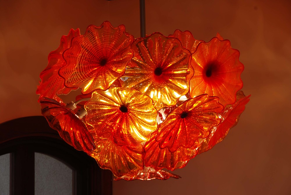 #15 Rondel chandelier artist rick strini 1 copy.JPG