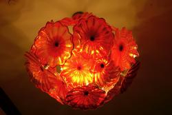 2 Rondel chandelier baird by artist rick strinithumb.jpg