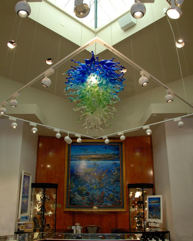Maui Ocean Center  4' x 5'