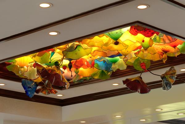 overview Kohala ceiling rick strini