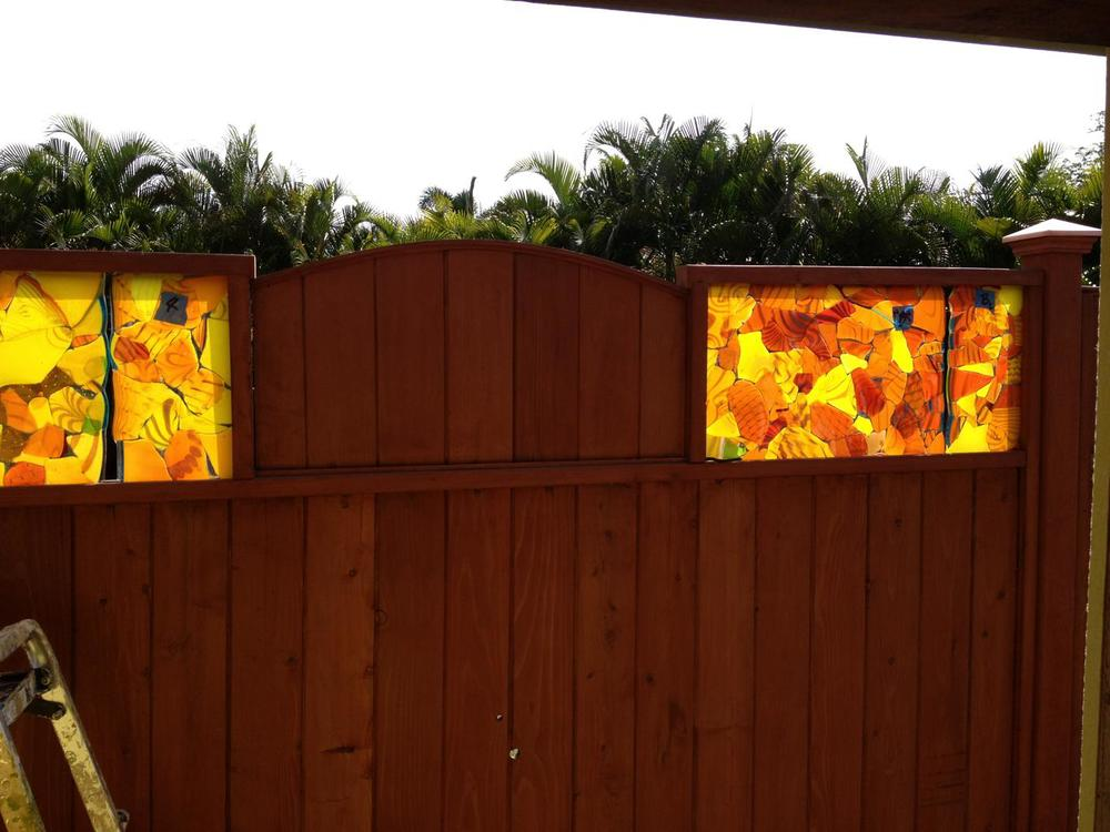 outdoor panels Maui Meadows