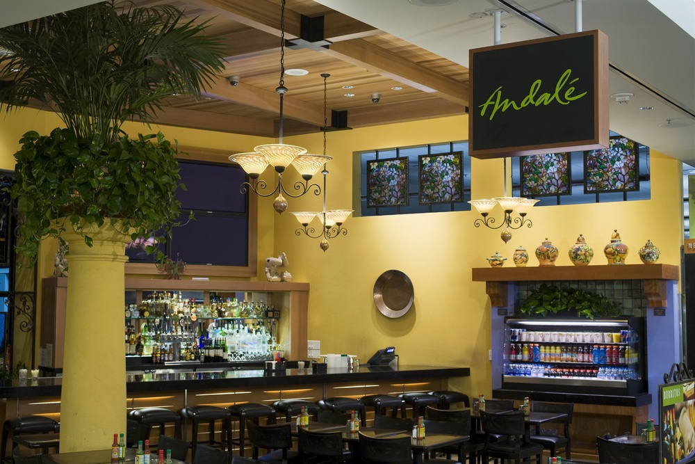 Andale,Oakland International Airport