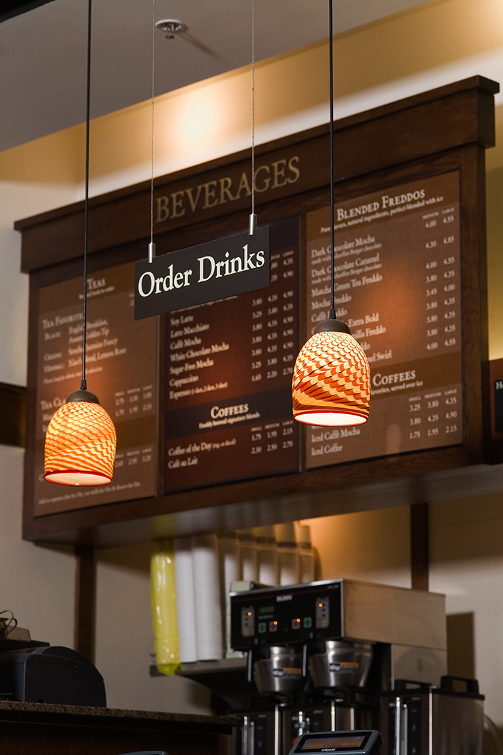 Tapa Design Peets Coffee
