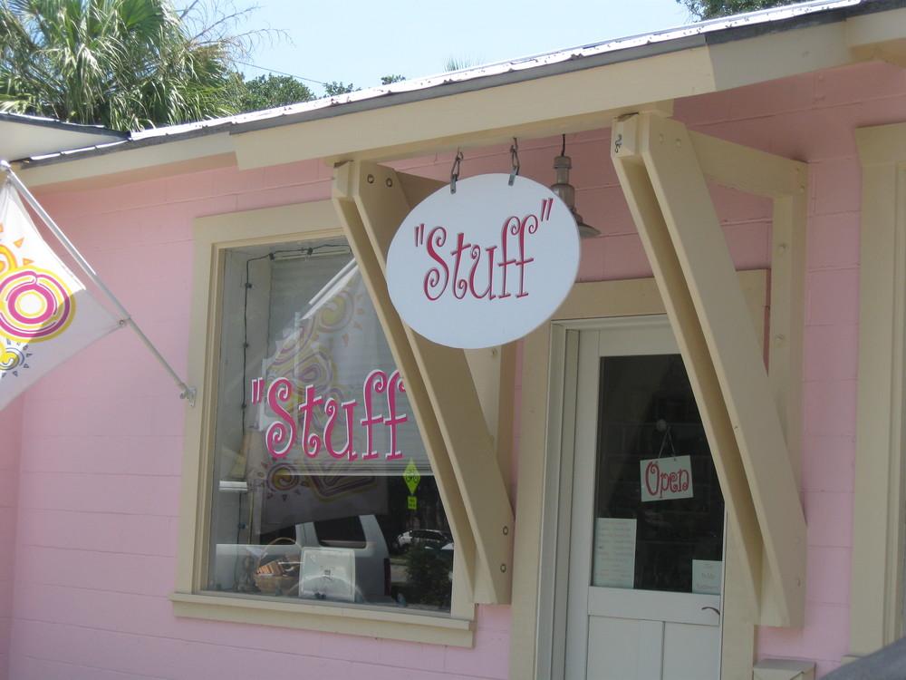 """Vintage Shop """"Stuff"""""""