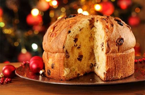 Panettone, Italy (Photo: Panettone via Shutterstock)