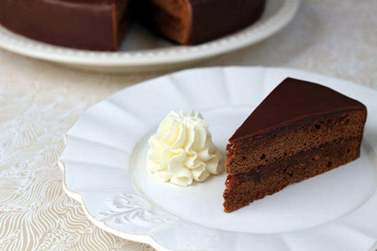 Sachertorte from Vienna, Austria