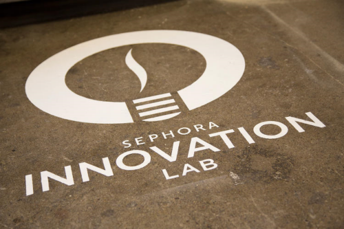 Take a first look inside our client Sephora's new innovation lab at Fast Company.