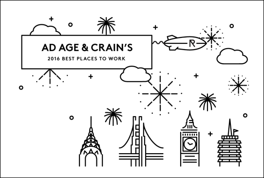 Ad Age named Redscout among The Best Places to Work for fueling Scouts' 'curiosity with adventures to drive new ideas and ways of thinking'. Read more.