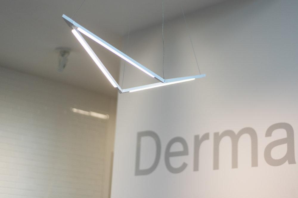 Elegant and Modern Light fixture