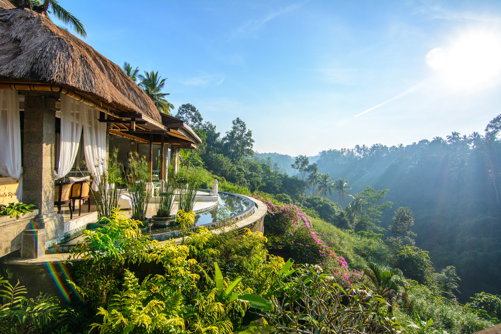Travel tag the viceroy bali hotel ubud the road les for Top hotels in ubud bali