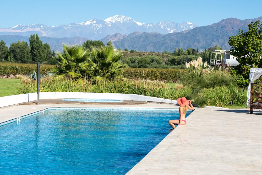 Entre Cielos Luxury Wine Hotel Spa Mendoza Argentina
