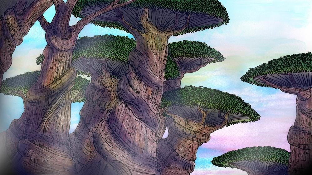 Banabá Tree