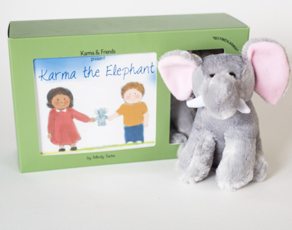 Karma the Elephant