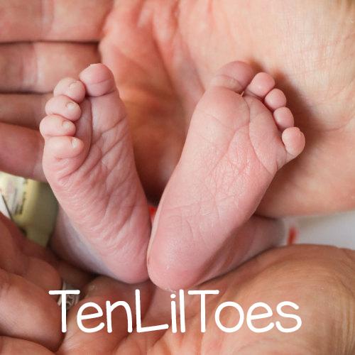 Ten Lil Toes