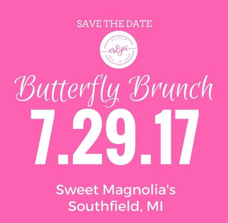 Butterfly Brunch Tickets