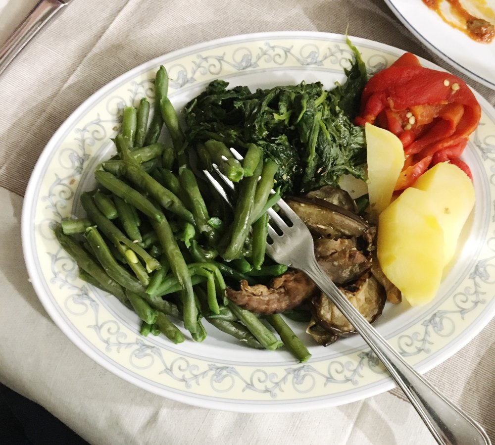eat healthy and on a budget in italy