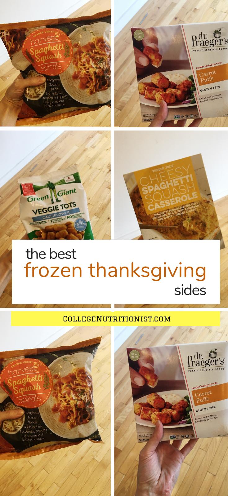 best frozen thanksgiving sides