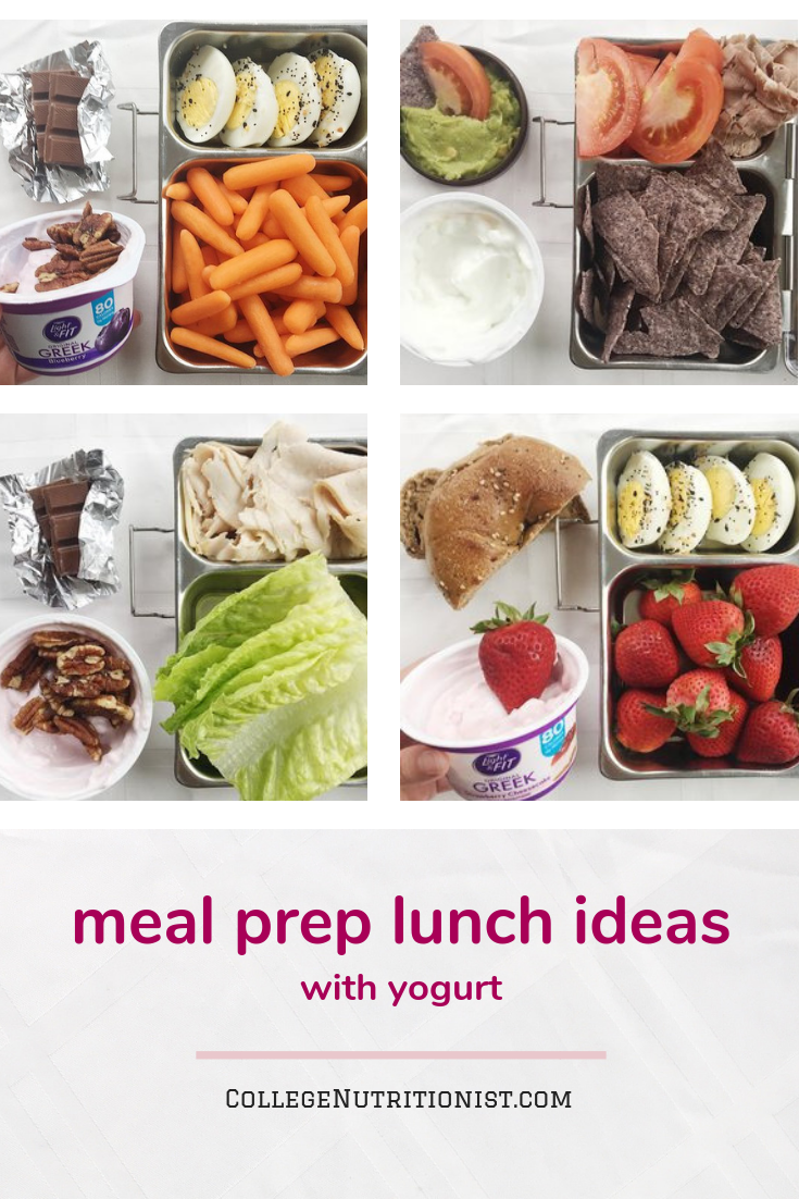 weight management: how to build filling to-go lunches