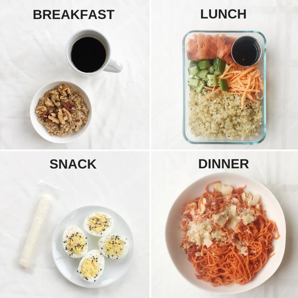 1400 calorie meal plan