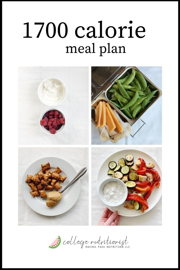 1700 calories high protein diet