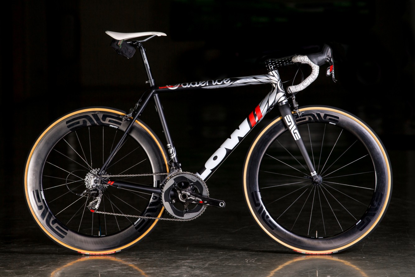 Low Mk1 Road Bike Spotted Ramble Cycles