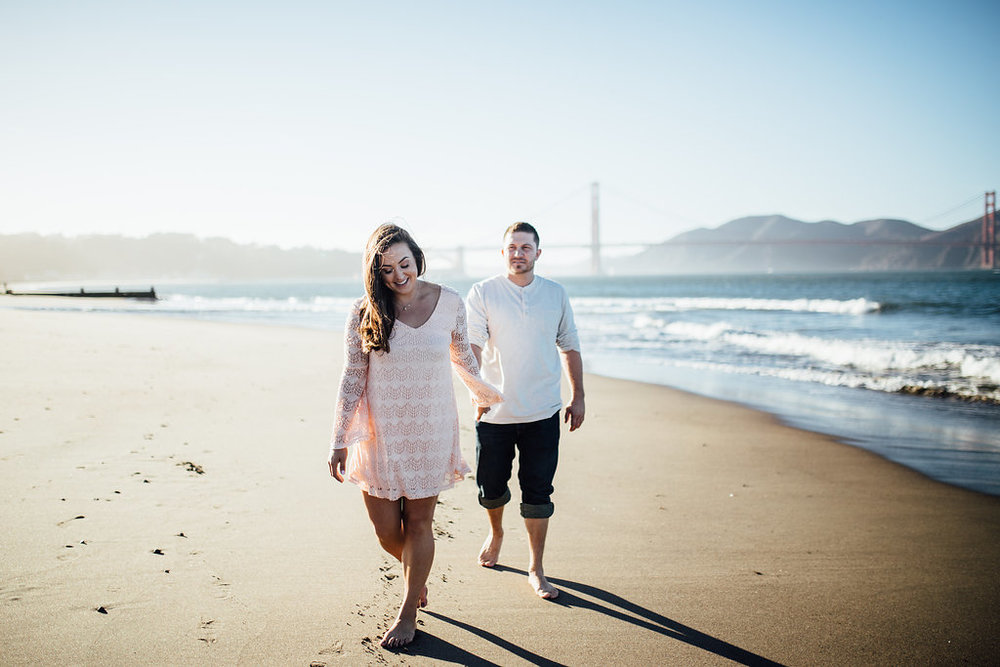 Crissy Field Engagement Session