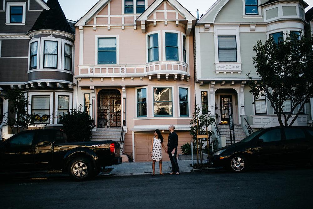 San Francisco Engagement Session