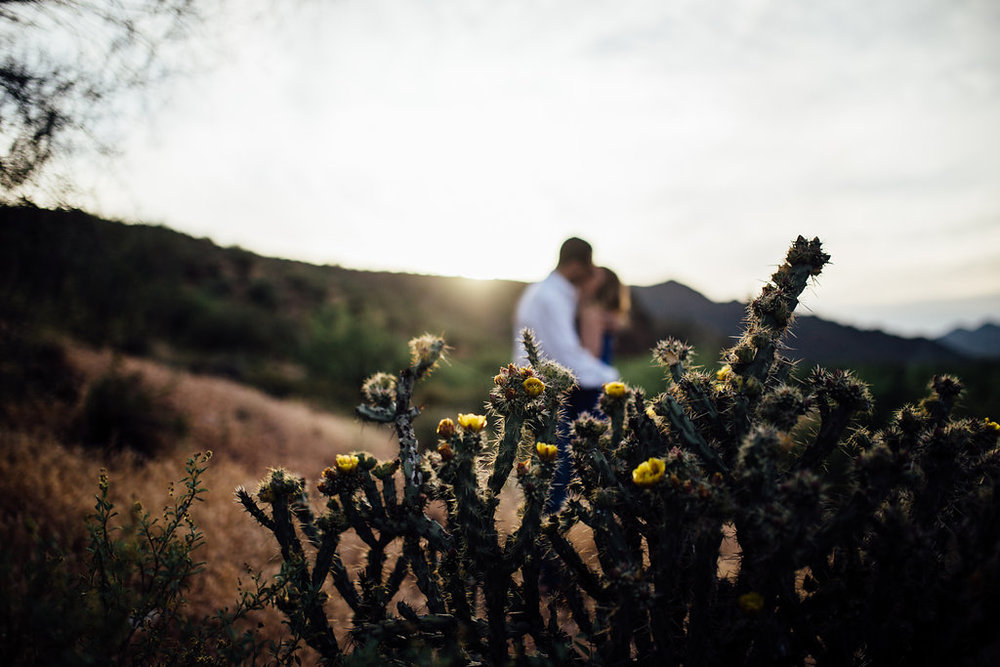 Coon Bluff Arizona portrait session