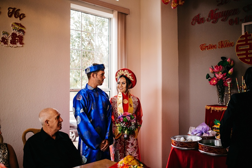 traditional vietnamese wedding