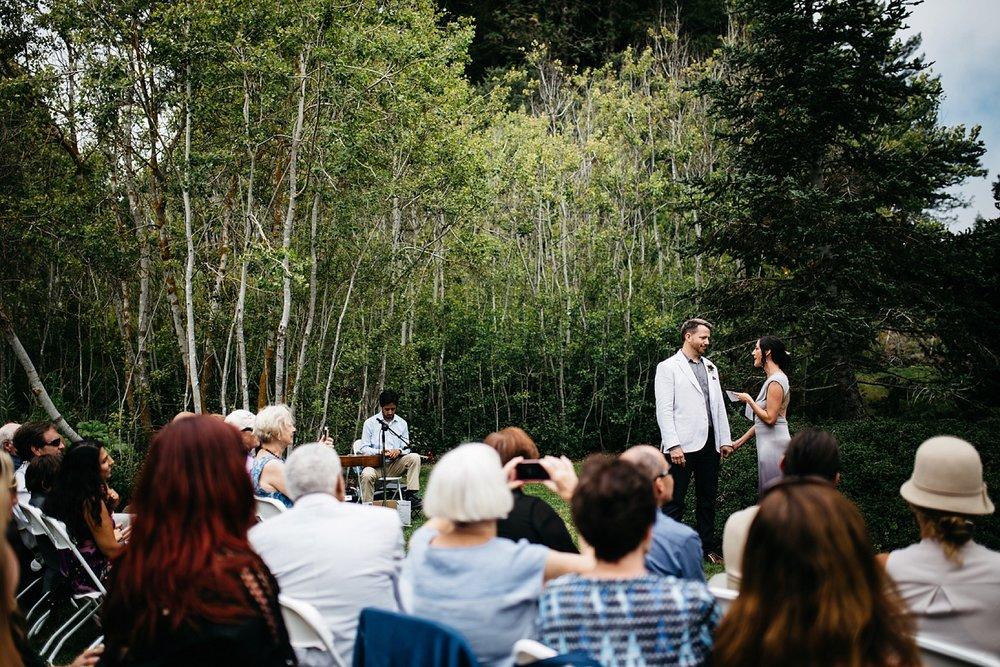 tilden botanical garden wedding in berkeley