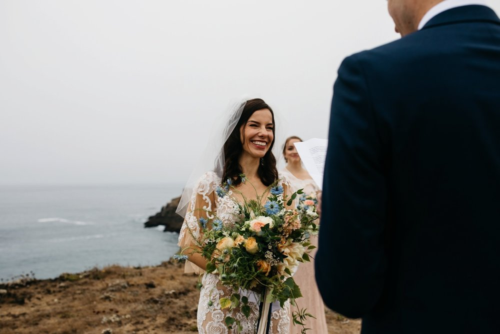 Fort Bragg Wedding, Fort Bragg elopement, Northern California wedding photographer, Bay Area wedding photographer, Bay Area elopement photographer, sf wedding photographer, California elopement