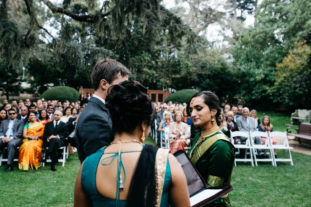 Shakespeare Garden Wedding, Tank 18 Wedding, Golden gate park wedding, San Francisco wedding photographer, Bay Area wedding photographer, SF elopement wedding photographer, Indian wedding photographer