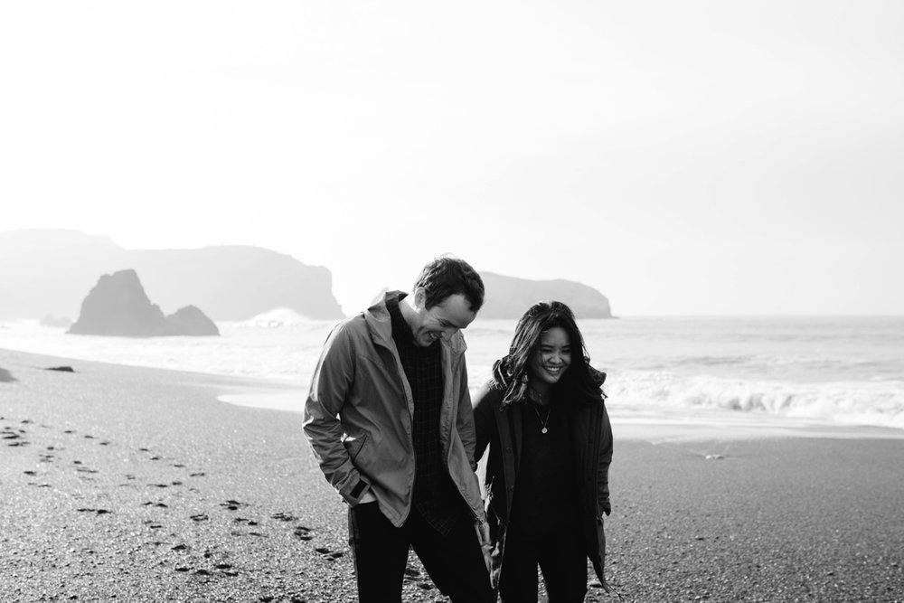 San Francisco engagement photos, sf engagement session, Bay Area wedding photographer, Shelldance Orchid gardens wedding photographer, Pacifica wedding photographer, California wedding photographer