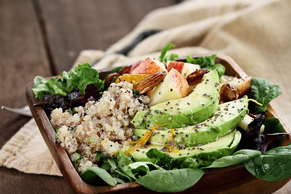 Quinoa, avocado and apple salad.jpg
