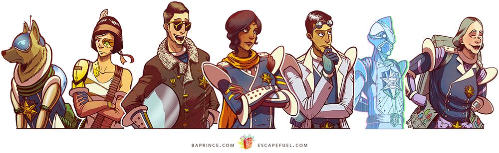 spaceranger_lineup