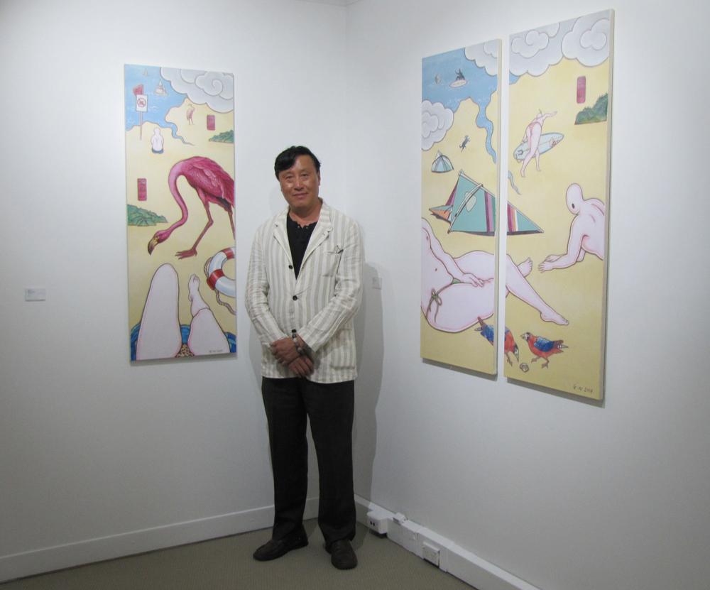 NSG. Guan Wei exhibition. Opening 2.jpg