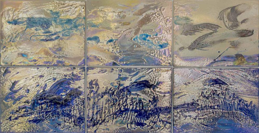 Landscape in Turmoil, 2015